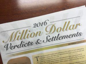 2016 million dollar